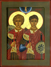 Ss. Sergius & Bacchus, early Church martyrs